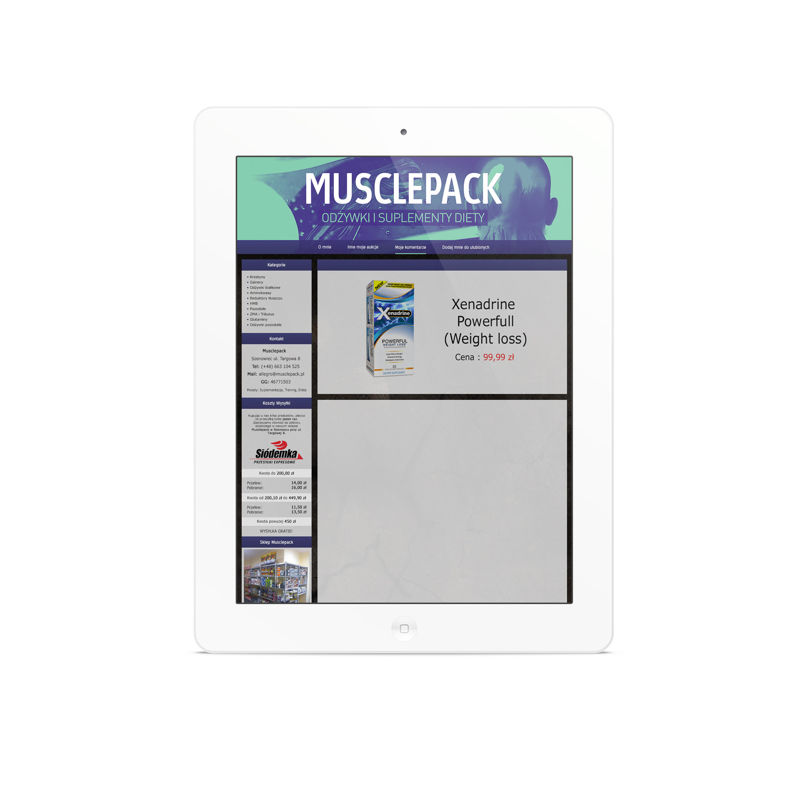 Musclepack